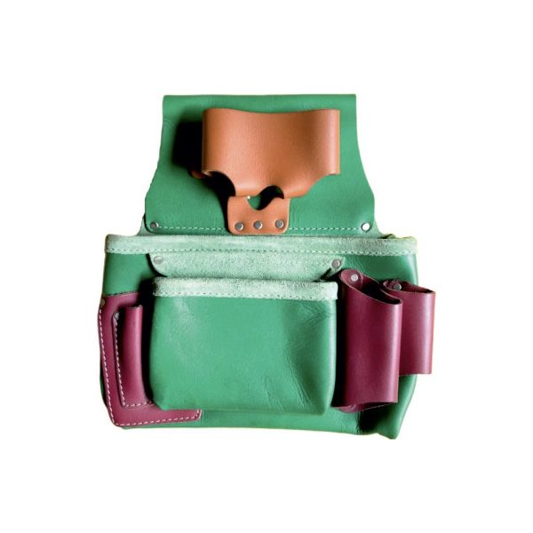 Electrician Tool Pouch Top Grain Leather