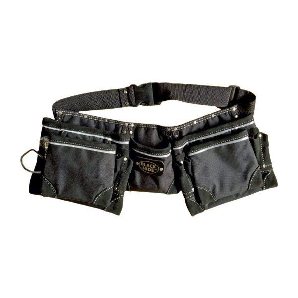 Nylon & Leather Carpenter Apron